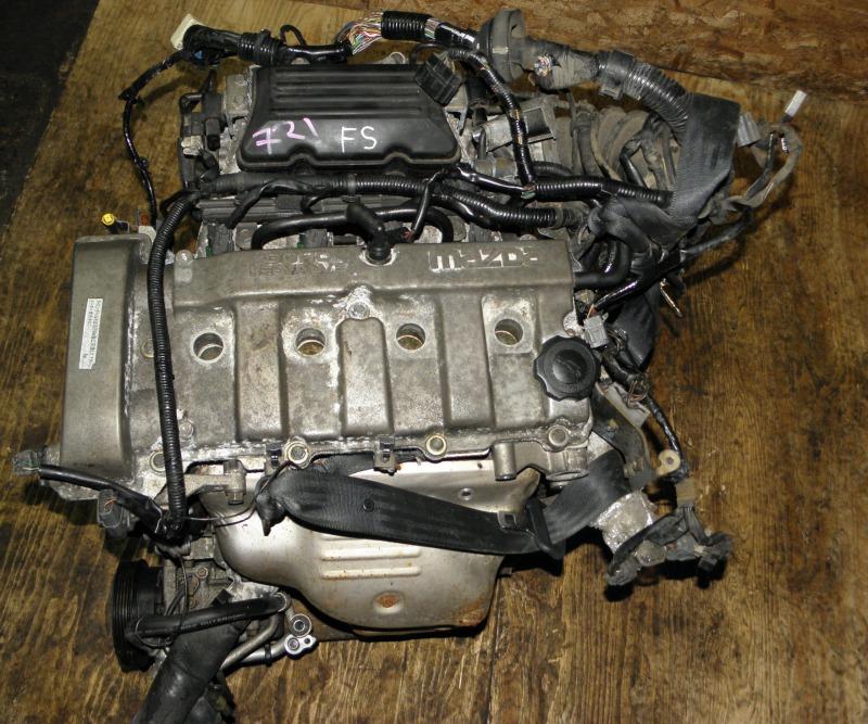 Двс Mazda Capella Wagon GWER FS 1999
