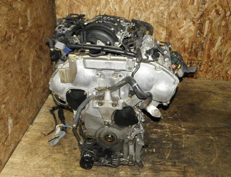 Двс Nissan Cefiro A33 VQ20DE 2002