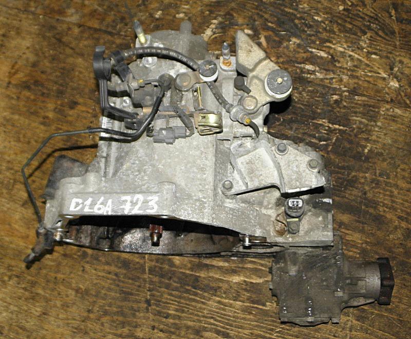 Мкпп Honda Hr-V GH4 D16A 2004