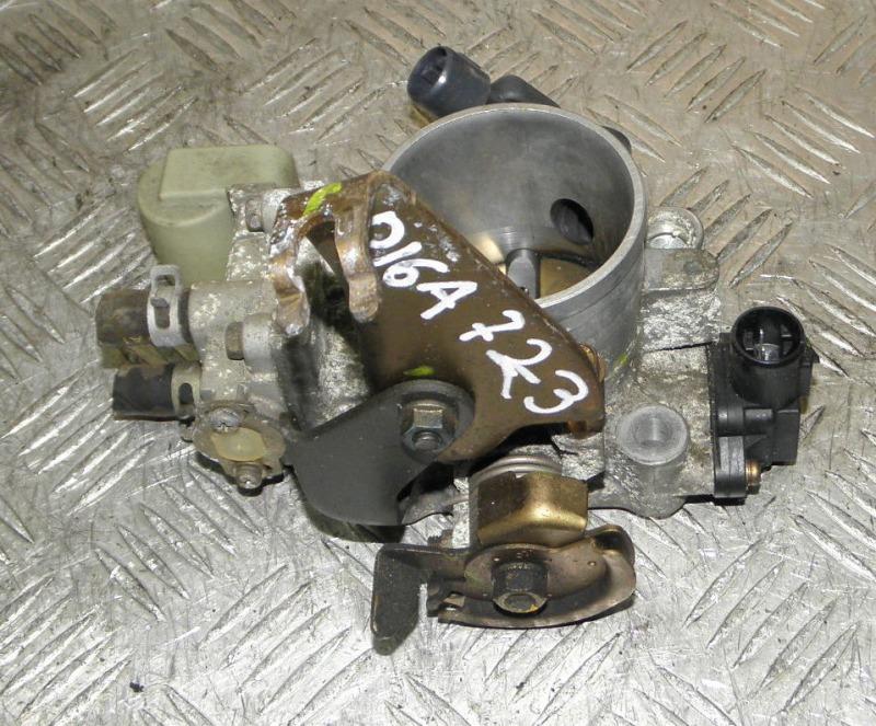 Блок дроссельной заслонки Honda Hr-V GH4 D16A 2004
