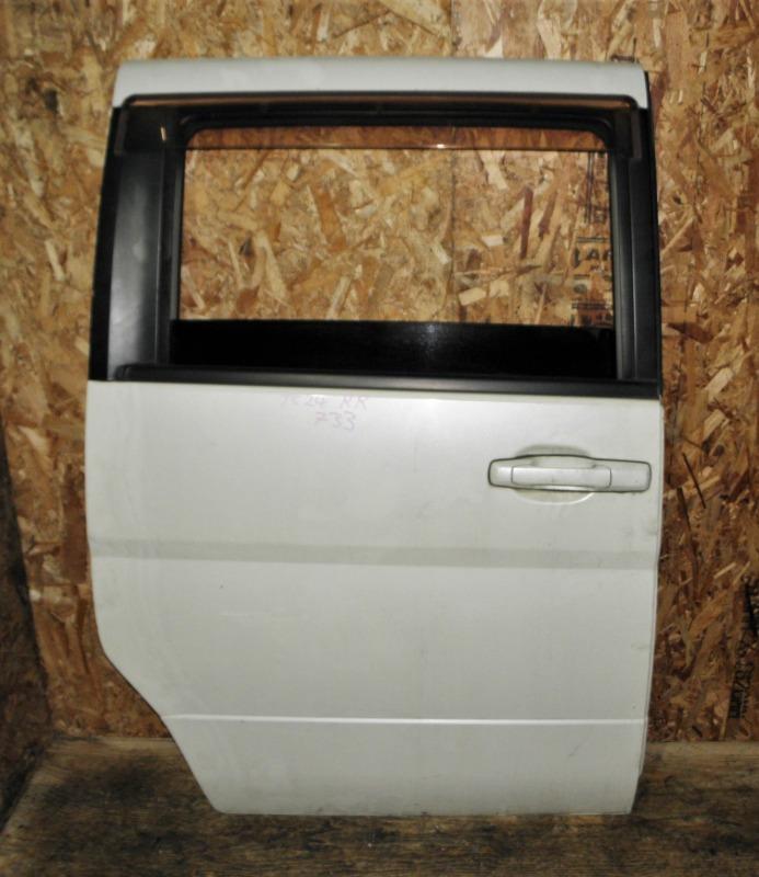 Дверь Nissan Serena TC24 QR20DE 2003 задняя правая