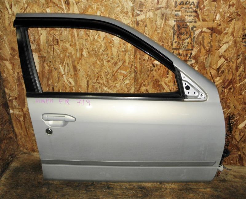 Дверь Nissan Primera Camino HNP11 SR20DE 1995 передняя правая