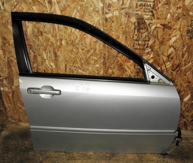 Дверь Honda Accord CF4 F20B 1999 передняя правая