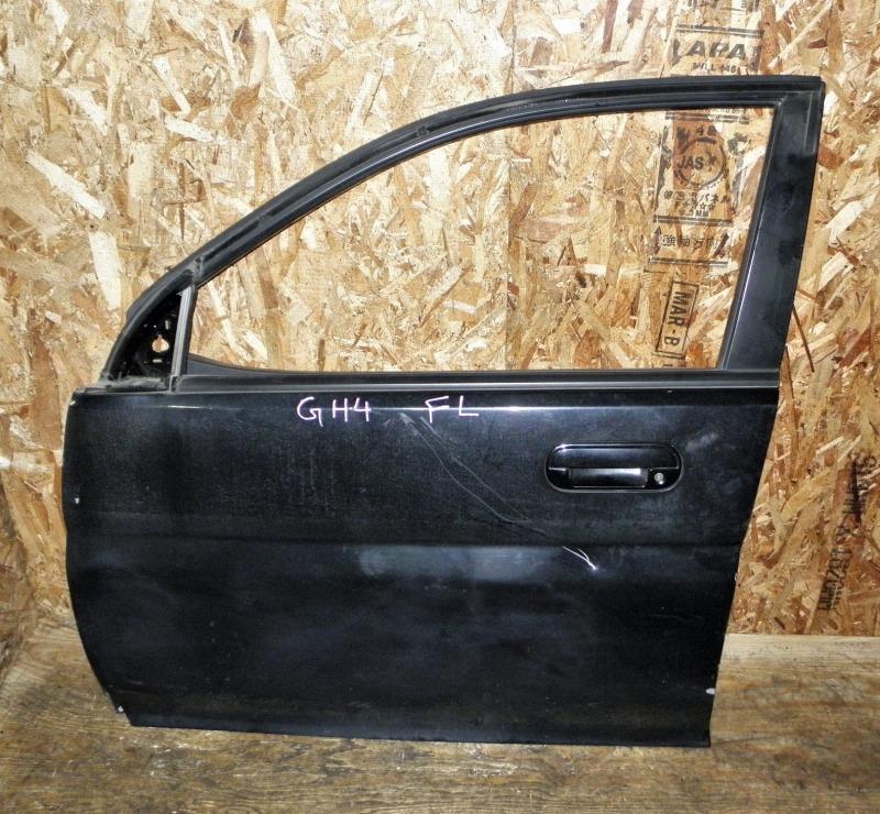 Дверь Honda Hr-V GH4 D16A 2004 передняя левая