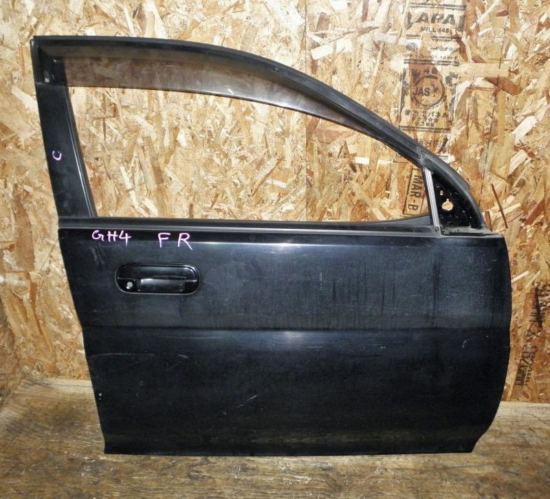 Дверь Honda Hr-V GH4 D16A 2004 передняя правая