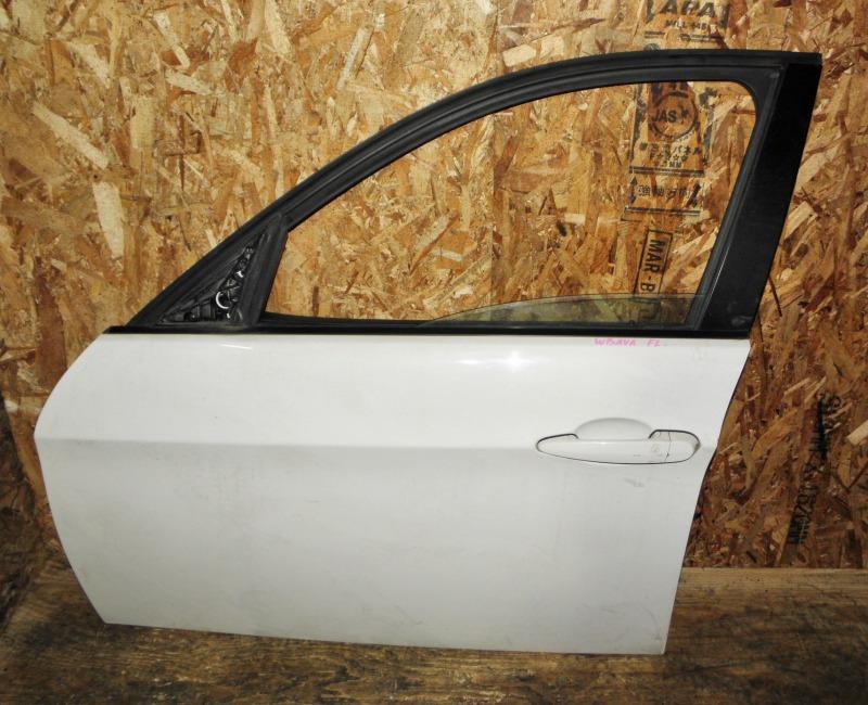 Дверь Bmw 3-Series E90 N46B20B 2007 передняя левая