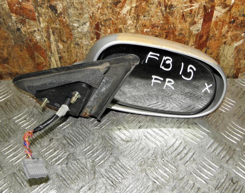 Зеркало Nissan Sunny FB15 QG15DE 2001 переднее правое