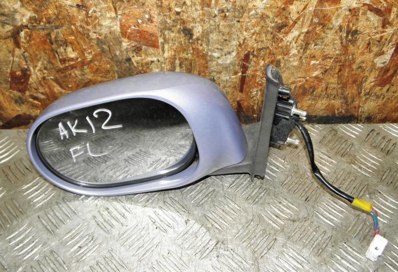 Зеркало Nissan March AK12 CR12DE 2004 переднее левое