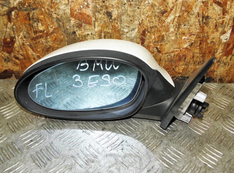 Зеркало Bmw 3-Series E90 N46B20B 2007 переднее левое
