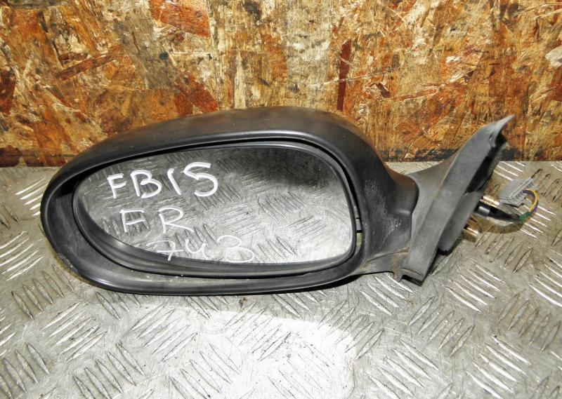 Зеркало Nissan Sunny FB15 QG15DE 2000 переднее левое