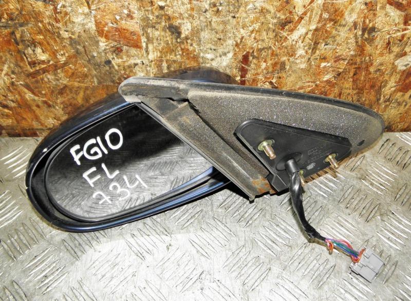 Зеркало Nissan Bluebird Sylphy FG10 QG15DE 2001 переднее левое