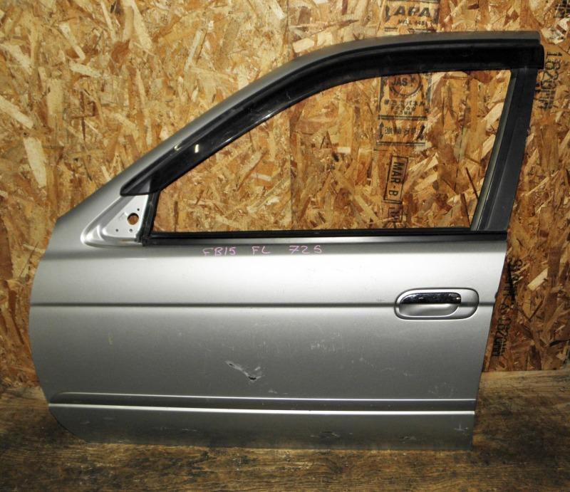 Дверь Nissan Sunny FB15 QG15DE 2003 передняя левая