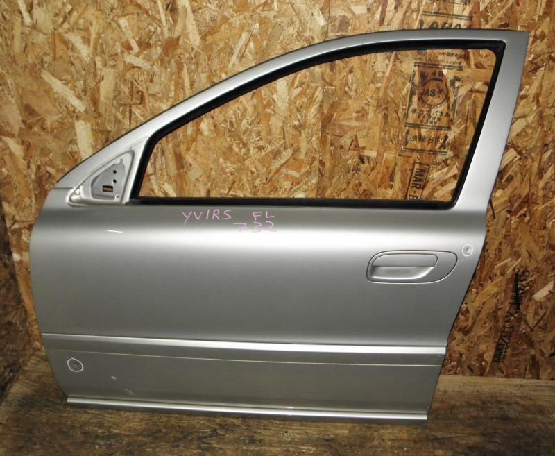Дверь Volvo S60 B5244S 2007 передняя левая