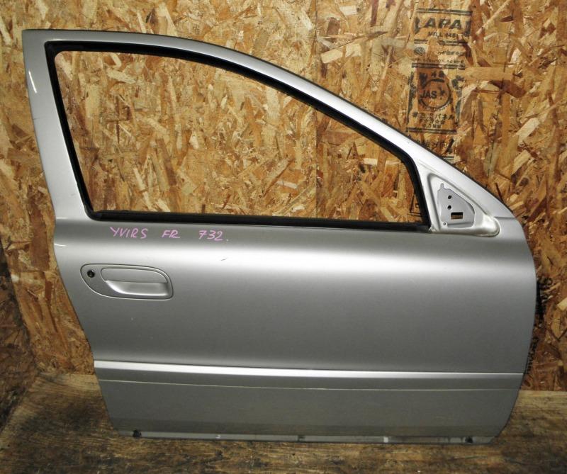 Дверь Volvo S60 B5244S 2007 передняя правая