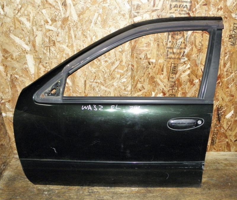 Дверь Nissan Cefiro Wagon WA32 VQ20DE 1997 передняя левая