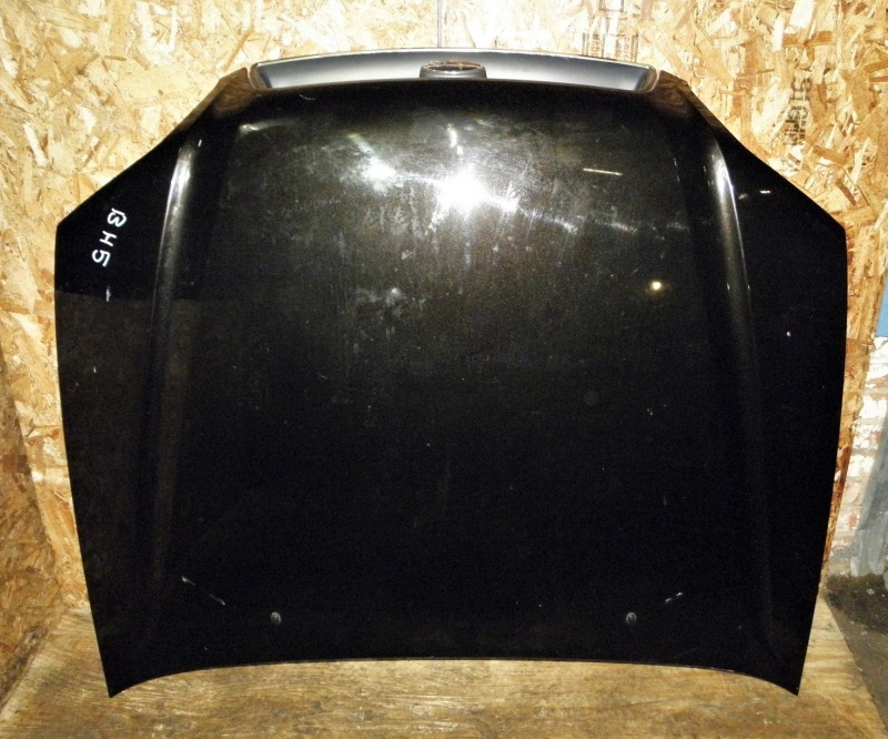 Капот Subaru Legacy BH5 EJ202DXEAE 2002