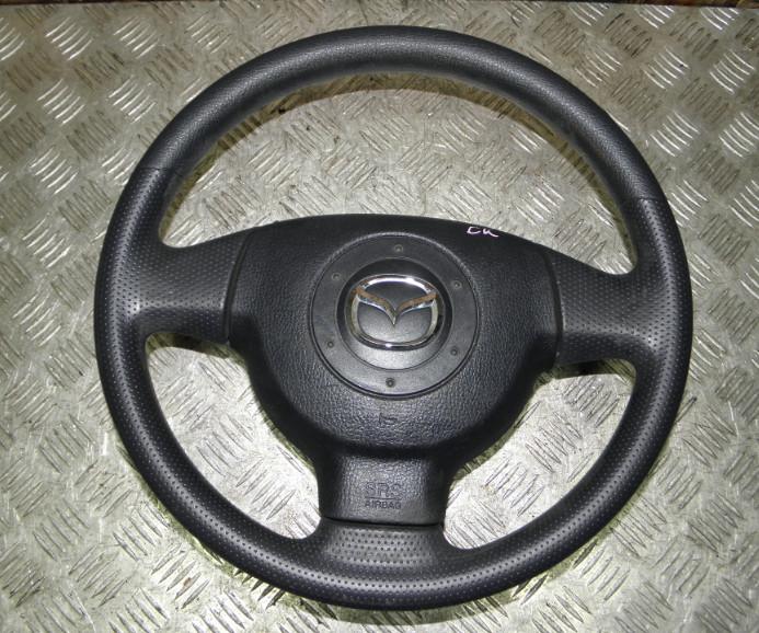 Руль Mazda Demio DY3W ZJVE 2003