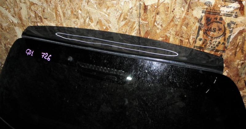 Дверь задняя Honda Fit GD1 L13A
