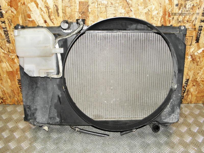Радиатор двс Toyota Mark Ii GX100 1GFE 1997