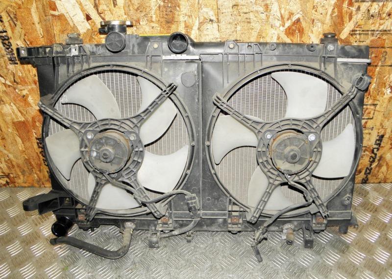 Радиатор двс Subaru Legacy BH5 EJ202DXDAE 2001