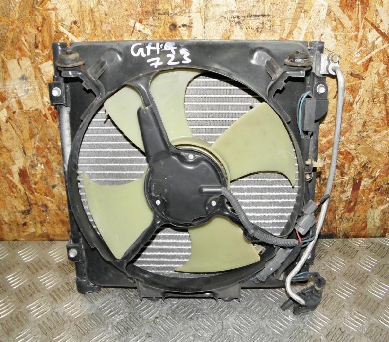 Радиатор кондиционера Honda Hr-V GH4 D16A 2004