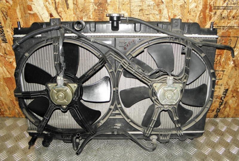 Радиатор двс Nissan Sunny FB15 QG15DE 2001