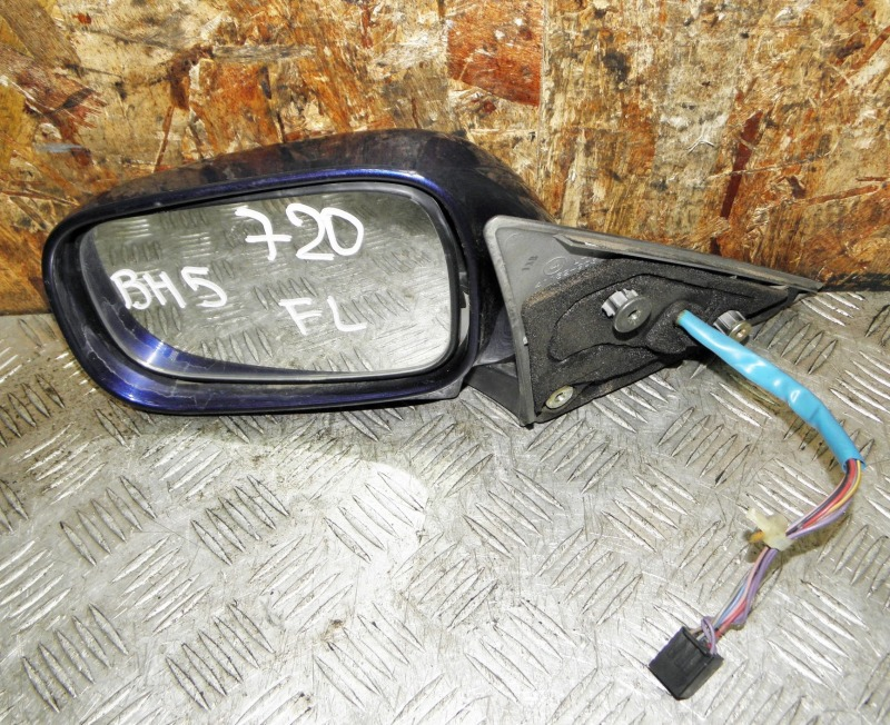 Зеркало Subaru Legacy BH5 EJ202DXDAE 2001 переднее левое