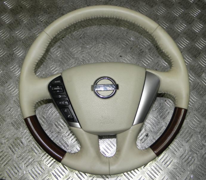 Руль Nissan Teana J32 VQ25DE 2008