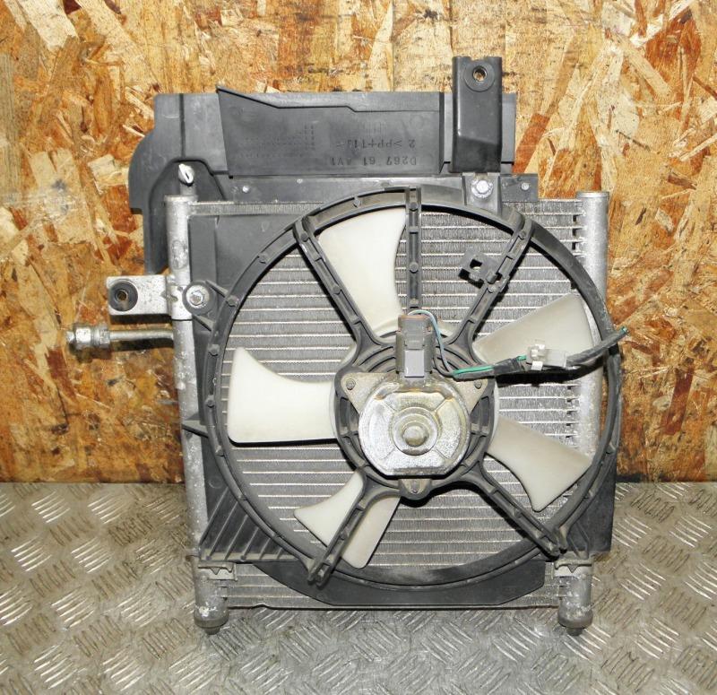 Радиатор кондиционера Mazda Demio DW3W B3 2002