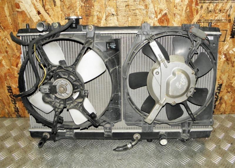 Радиатор двс Mazda Premacy CP8W FPDE 2002