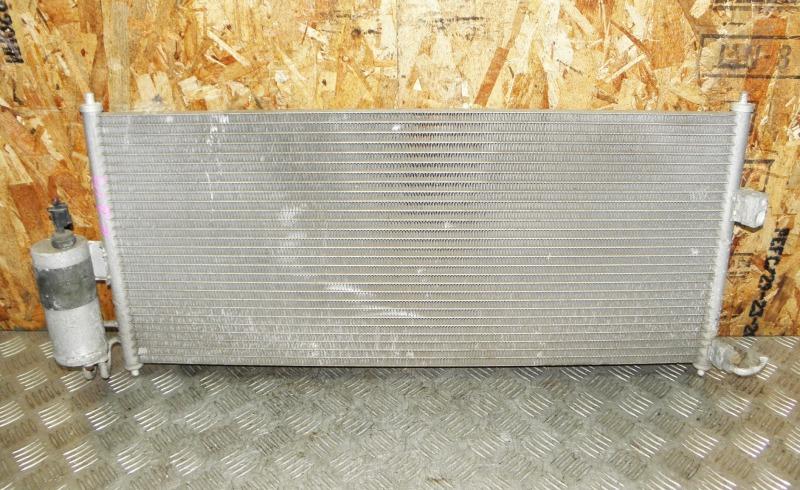 Радиатор кондиционера Nissan Sunny FB15 QG15DE 2000