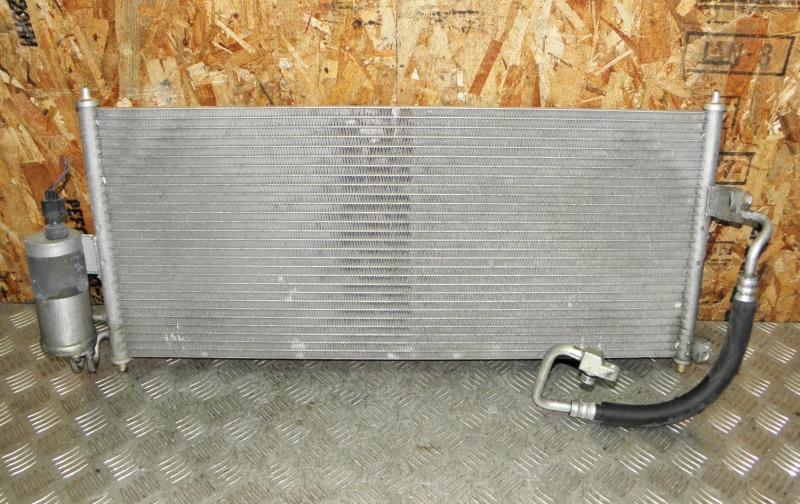 Радиатор кондиционера Nissan Primera TP12 QR20DE 2001