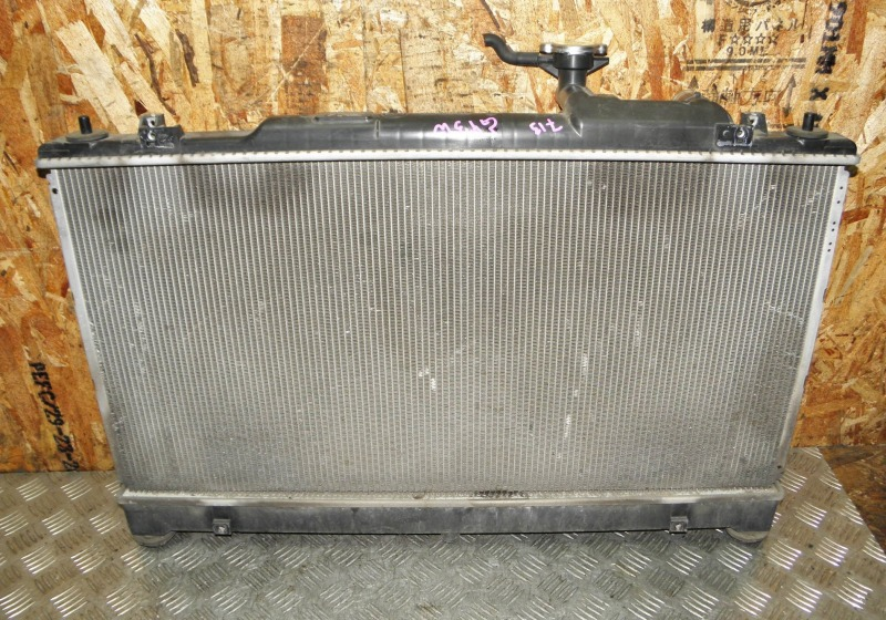 Радиатор двс Mazda Atenza Sport Wagon GY3W LFVE 2007