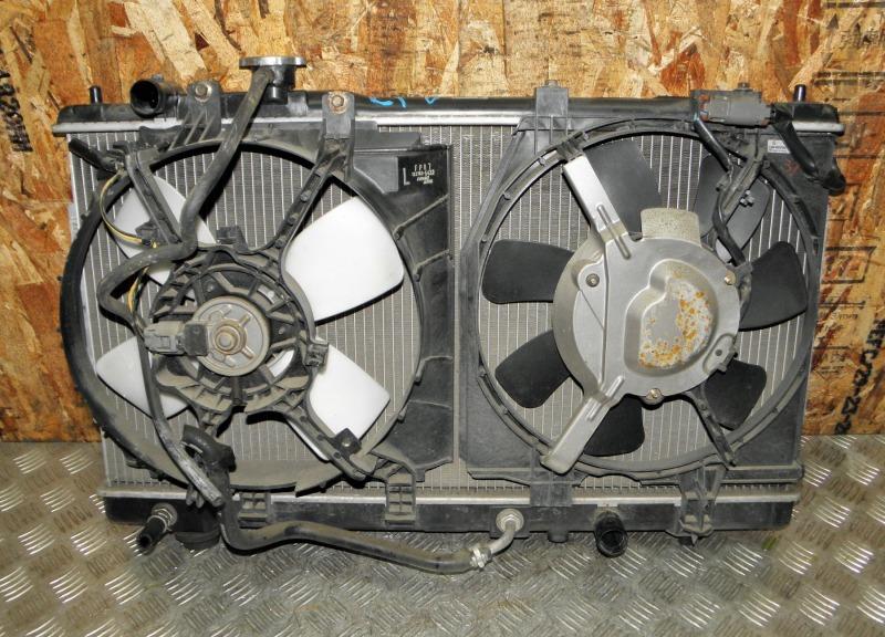 Радиатор двс Mazda Premacy CP8W FPDE 2003