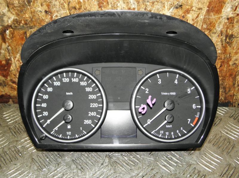 Щиток приборов Bmw 3-Series E90 N46B20B 2007