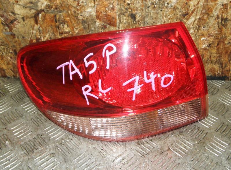 Стоп Mazda Millenia TA5P KLZE 2001 задний левый