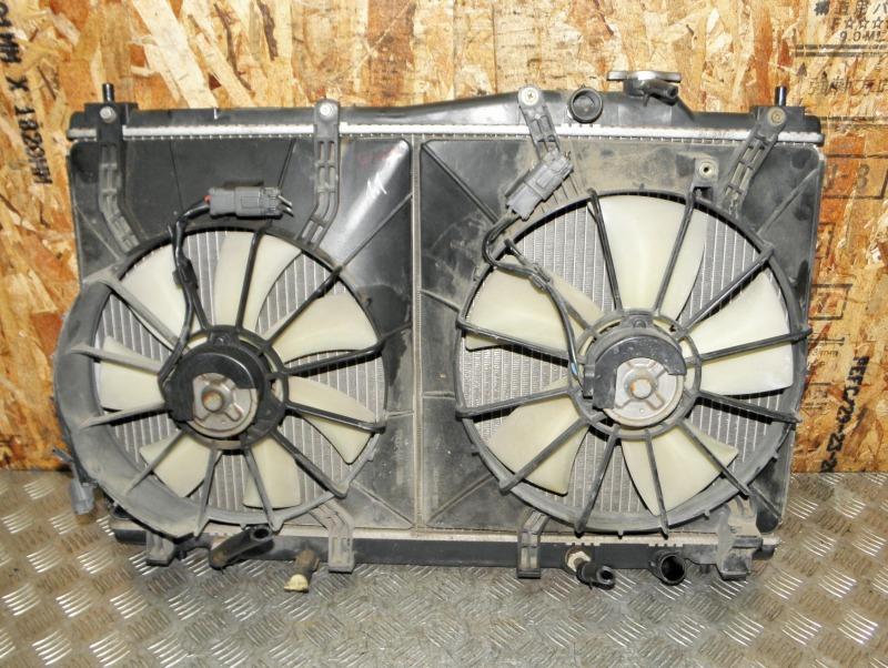 Радиатор двс Honda Stream RN1 D17A