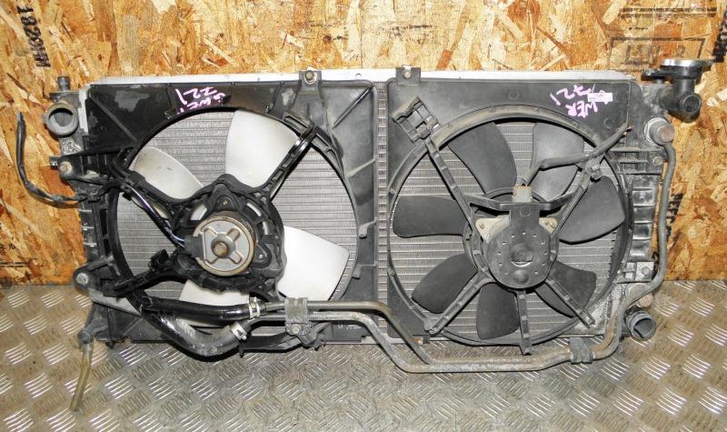 Радиатор двс Mazda Capella Wagon GWER FS 1999