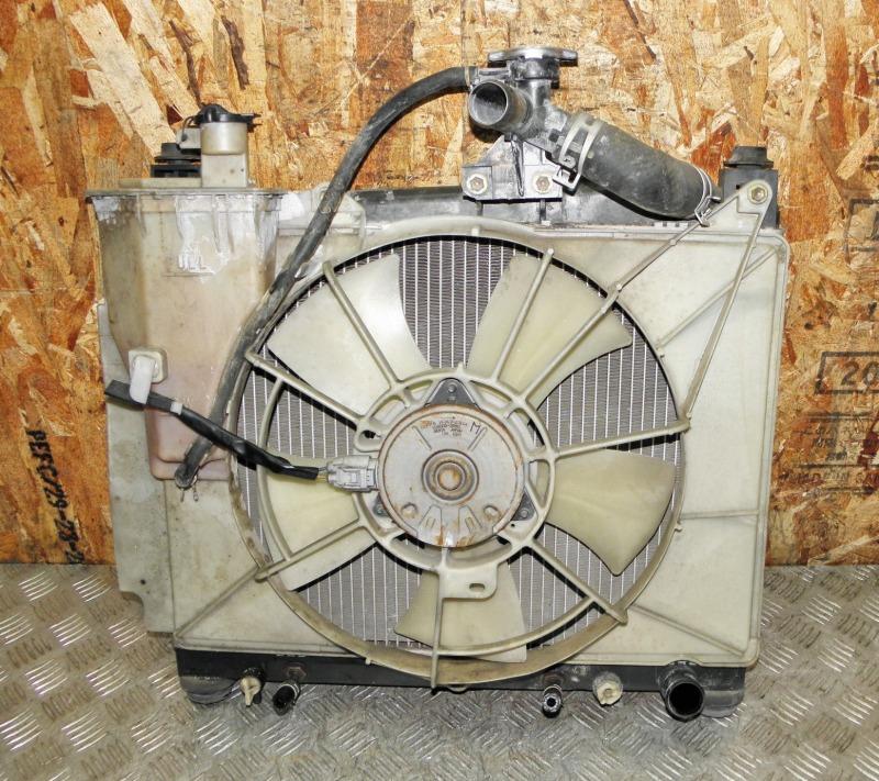 Радиатор двс Toyota Funcargo NCP20 2NZFE 2002