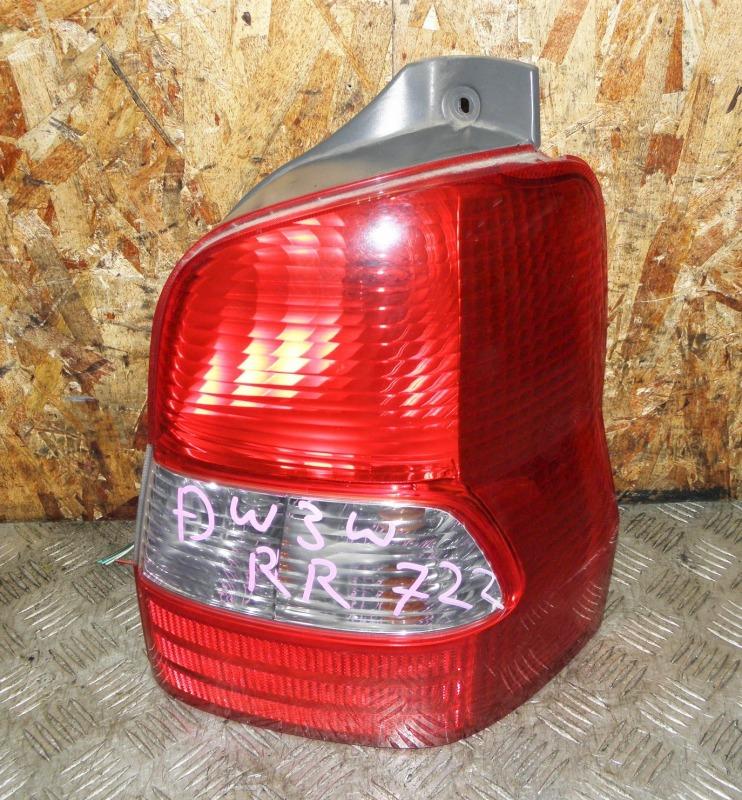 Стоп Mazda Demio DW3W B3 2002 задний правый
