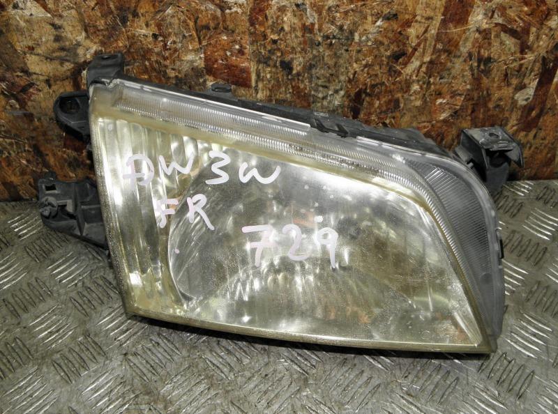 Фара Mazda Demio DW3W B3 2001 передняя правая