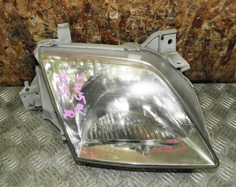 Фара Mazda Mpv LW5W GY 2001 передняя правая