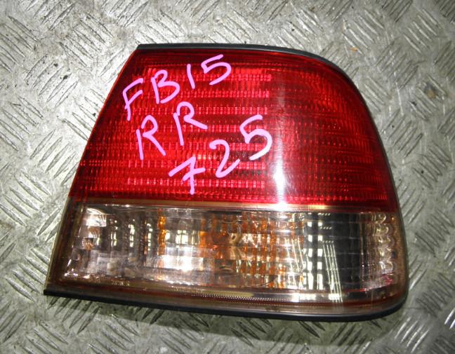 Стоп Nissan Sunny FB15 QG15DE 2003 правый