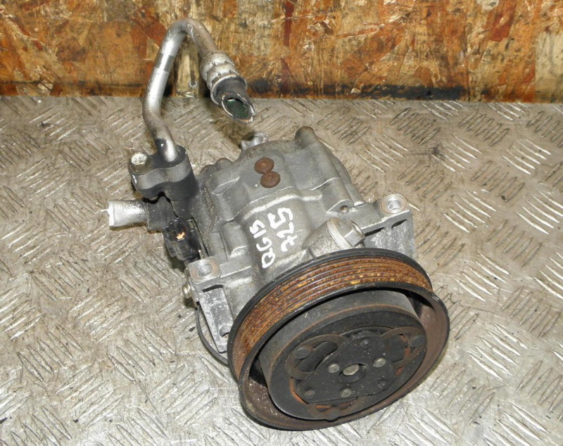 Компрессор кондиционера Nissan Sunny FB15 QG15DE 2003