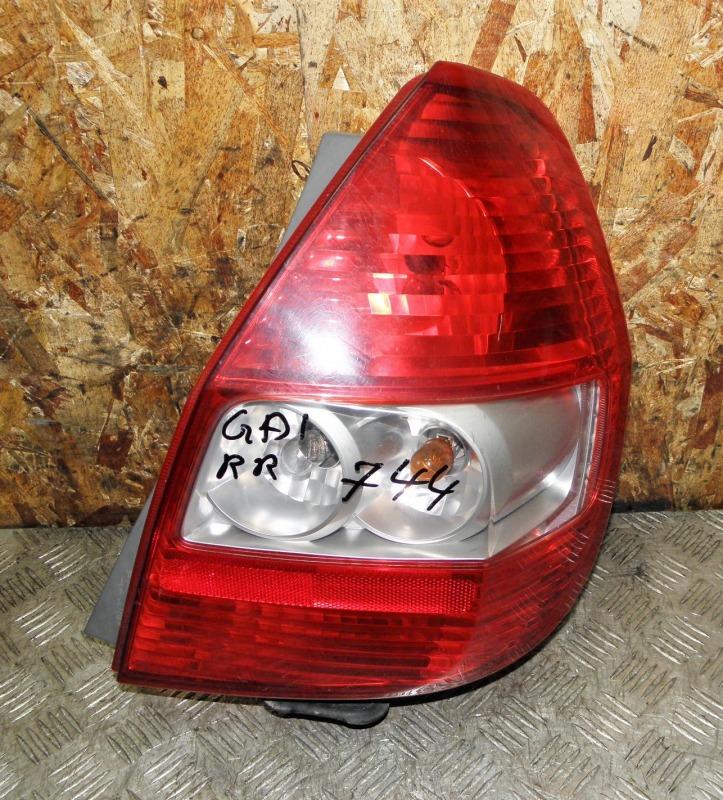 Стоп Honda Fit GD1 L13A задний правый