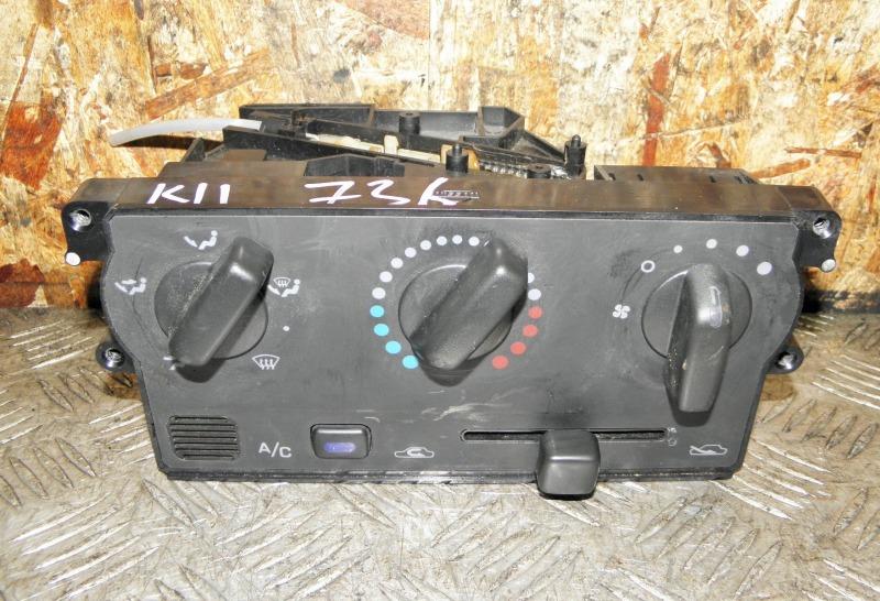 Блок управления климат-контролем Nissan March K11 CG10DE 1997