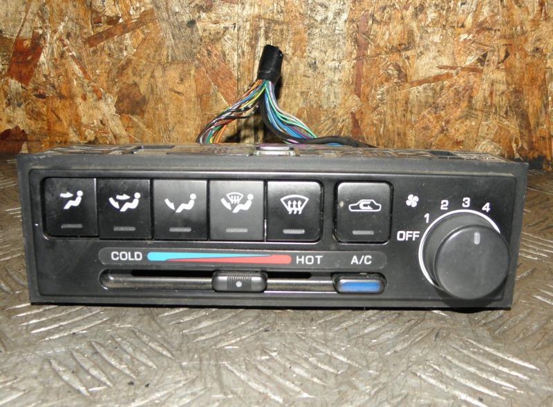 Блок управления климат-контролем Nissan Bluebird Sylphy FG10 QG15DE 2001