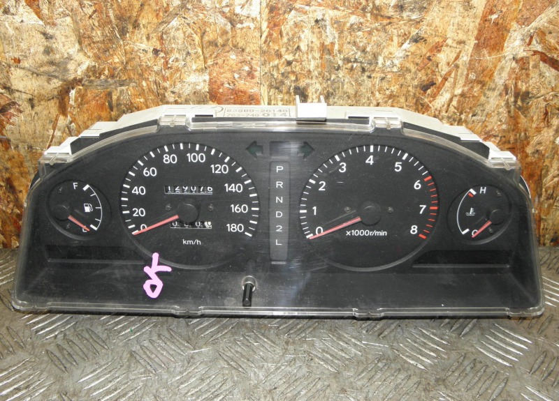 Щиток приборов Toyota Corona Premio AT210 4AFE 1997