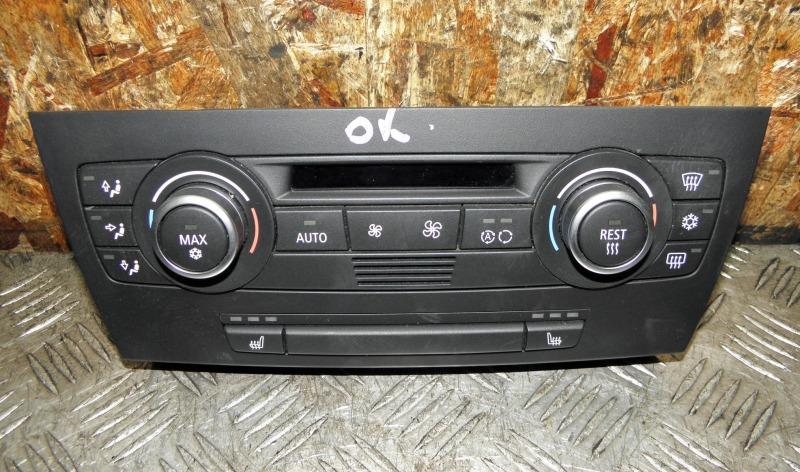 Блок управления климат-контролем Bmw 3-Series E90 N46B20B 2007
