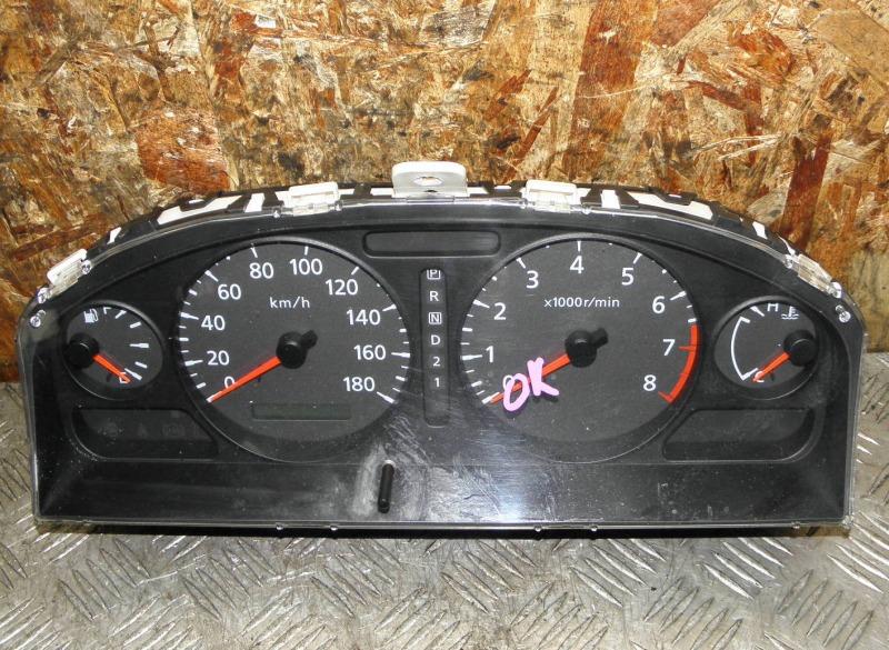 Щиток приборов Nissan Sunny FB15 QG15DE 2001
